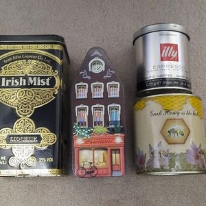 Decorative Tins